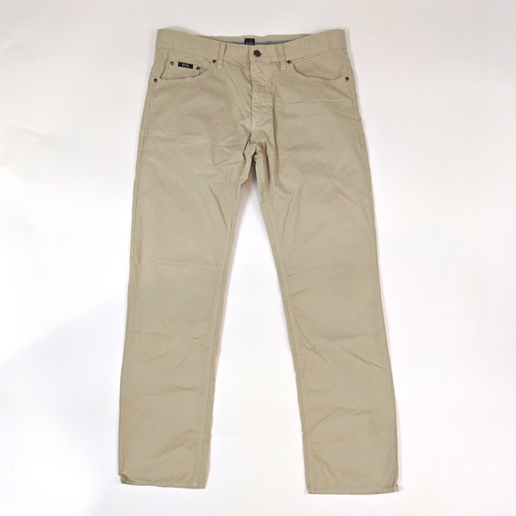 7c695ef8f Hugo Boss Pants | Maine Straight 5 Pocket 36 X 34 | Poshmark